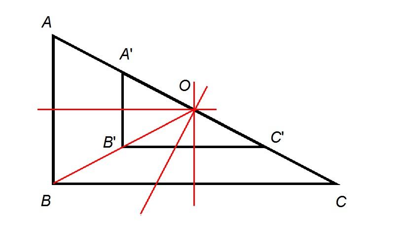 Right triangle