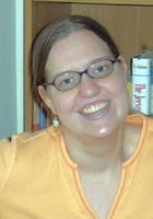 A photo of Margaret who is one of our Math tutors in Wheeling