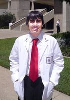 A photo of Danyal who is one of our Anatomy tutors in Rosenberg