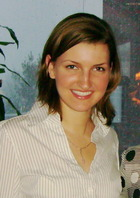 A photo of Emina who is one of our German tutors in Manvel