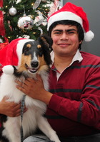 A photo of Rudy who is one of our tutors in Tomball