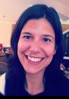 A photo of Adrianne who is one of our ISAT tutors in Evanston