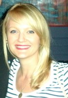A photo of Sarah who is one of our Writing tutors in Mesquite