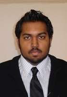 A photo of Aqeel, a Physics tutor in New Albany, KY