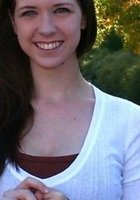 A photo of Lindsay who is one of our HSPT tutors in Johns Creek