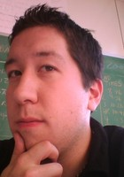 A photo of John who is one of our Math tutors in Evanston