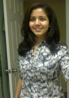 A photo of Swati who is one of our Chemistry tutors in Canton