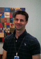 A photo of Brett who is one of our LSAT tutors in Burleson