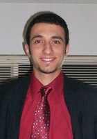 A photo of Fady who is one of our SAT tutors in Mesquite
