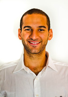 A photo of Adham who is one of our Writing tutors in Westmont
