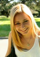 A photo of Gabrielle, a Physical Chemistry tutor in Westwood, CA