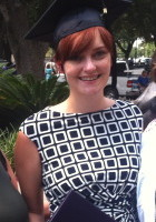 A photo of Lauren who is one of our GRE tutors in Gainesville