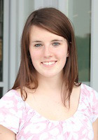 A photo of Christina who is one of our Writing tutors in Buford