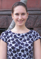 A photo of Bethany who is one of our tutors in Marietta