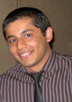 A photo of Karim who is one of our MCAT tutors in Roswell