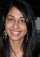A photo of Meenu who is one of our GRE tutors in Gainesville