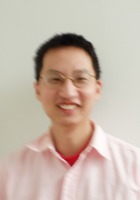 A photo of Zhong who is one of our Physics tutors in Indianapolis