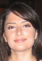 A photo of Zeina who is one of our tutors in Dayton