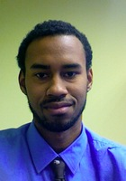 A photo of Naji who is one of our Science tutors in League City