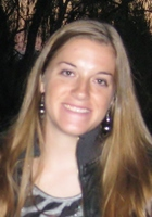 A photo of Courtney who is one of our Spanish tutors in The Woodlands