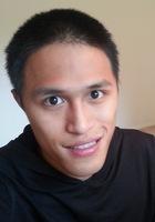 A photo of Evan who is one of our Calculus tutors in Bernalillo County