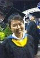 A photo of Shirui who is one of our Mandarin Chinese tutors in Nassau County