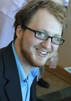 A photo of Will who is one of our Social studies tutors in St. Louis