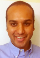 A photo of Vijay who is one of our LSAT tutors in Sugar Land
