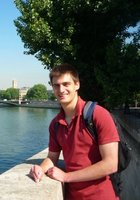 A photo of Matthew who is one of our MCAT tutors in Chamblee