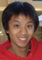 A photo of Si (Simon) who is one of our Mandarin Chinese tutors in Pineville