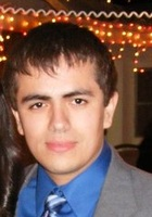 A photo of Javier who is one of our Calculus tutors in College Station