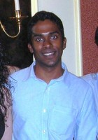 A photo of Arjun who is one of our Computer Science tutors in Charlotte