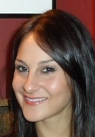 A photo of Caroline who is one of our English tutors in Peachtree City