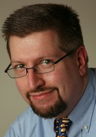 A photo of Tony who is one of our Writing tutors in McHenry