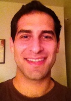 A photo of David who is one of our LSAT tutors in Schaumburg