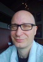 A photo of Chris who is one of our ACT English tutors in New York