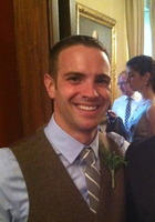 A photo of Robert who is one of our GRE tutors in Central Falls