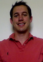 A photo of Matthew who is one of our Physics tutors in Carmel