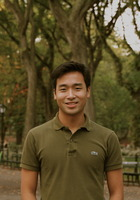 A photo of Trieu who is one of our Science tutors in Jersey Village