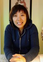 A photo of Ginny who is one of our tutors in Lowell