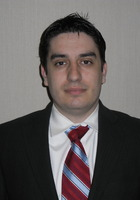 A photo of Zachariah who is one of our LSAT tutors in Voorheesville