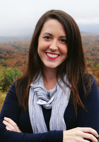 A photo of Meghan who is one of our Math tutors in Cranston