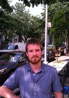 A photo of William who is one of our French tutors in Framingham