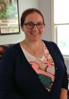 A photo of Lauren who is one of our Social studies tutors in St. Louis