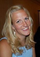A photo of Rachel who is a McHenry  Phonics tutor