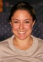 A photo of Sara, a tutor in Washington, DC