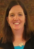 A photo of Rebecca who is one of our Phonics tutors in Winnetka