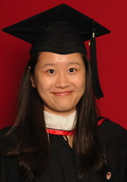 A photo of Yiwen who is one of our Mandarin Chinese tutors in Murphy