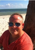A photo of Michael who is one of our English tutors in Taylor