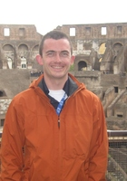A photo of Sean who is one of our Latin tutors in Palatine